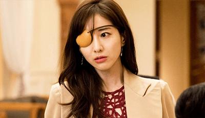 エイベックス眼帯秘書