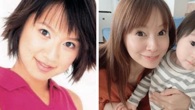 鈴木亜美の目の変化
